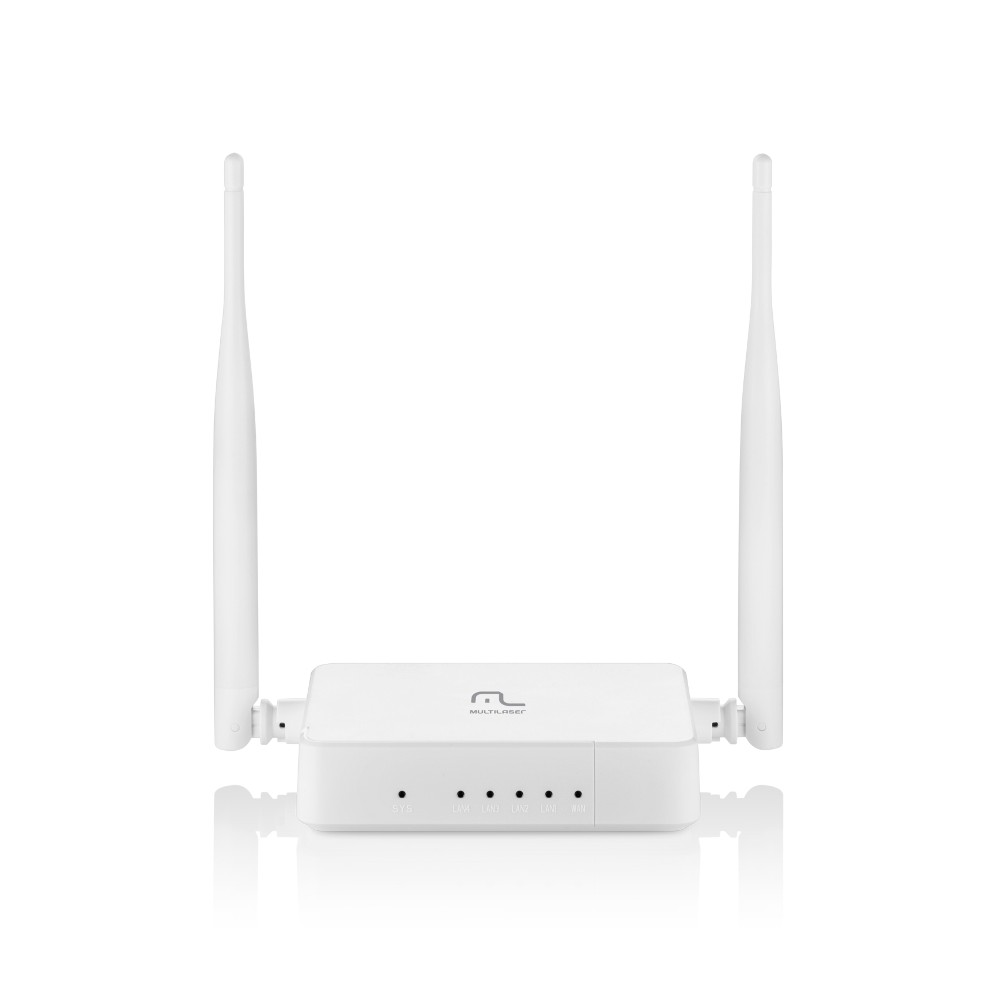 ROTEADOR  WIRELESS 300MBPS RE170 MULTILASER