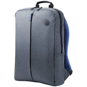 "MOCHILA NOTEBOOK 17,3"" VALUE CINZA HP"