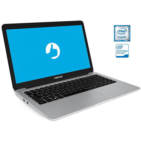 "NOTEBOOK MOTION C41TAi CEL 4GB 1TB 14"" LX POSITIVO"