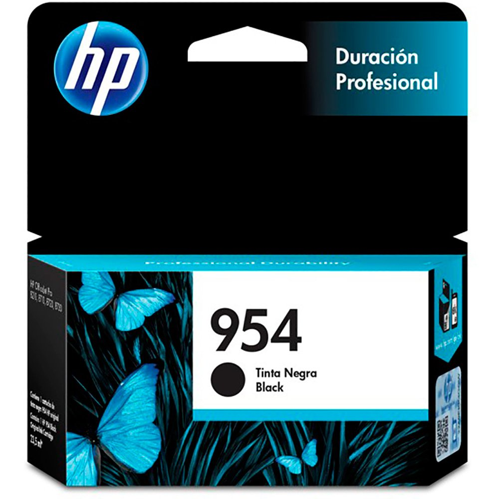 CARTUCHO ORIGINAL 954 L0S59AB PRETO HP