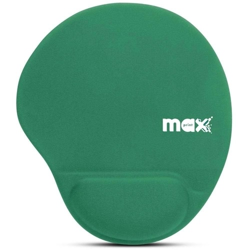 MOUSE PAD APOIO GEL VERDE 604499 MAXPRINT